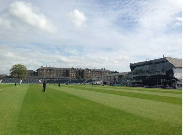 County Cricket Ground Bristol