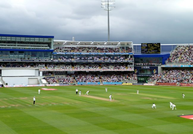 Edgbaston Cricket Ground Birmingham