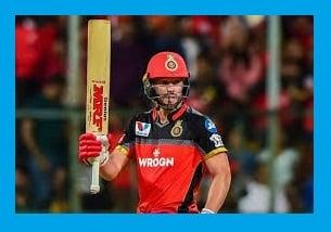 AB'DeVillers - IPL 2020 Best Batsmen  Player