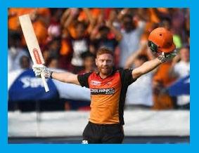 Jonny Bairstow - IPL 2020 Best Batsmen  Player