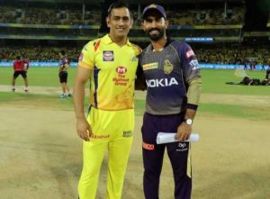 IPL 2020 CSK vs KKR – Match 49th: Update Live. Chennai Super Kings won by 6 Wickets
