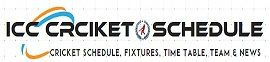ICC Cricket Schedule