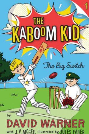 The Kaboom Kid- The big switch