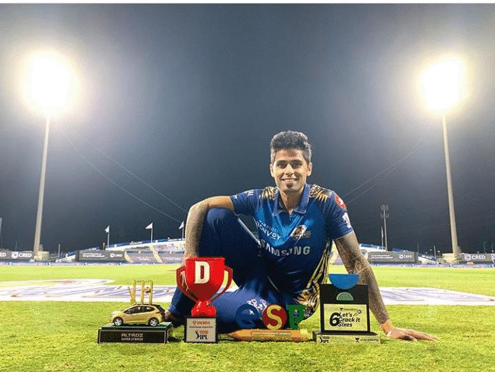 Surya Kumar Yadav to lead Mumbai in Syed Mushtaq Ali Trophy 2021