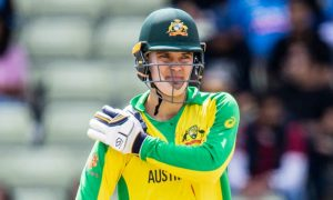 India vs Australia: Alex Carey hoping to regain T20I Spot