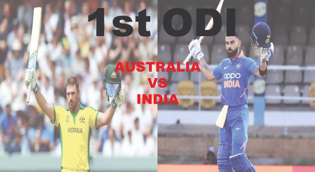 Australia vs India 1st ODI: Dream11 Team, Players, Venues, Playing 11