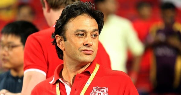 Kings XI Punjab Co. Owner Ness Wadia    IPL 2021: KXIP Co. Owner working on three-year plan with KL and Kumble