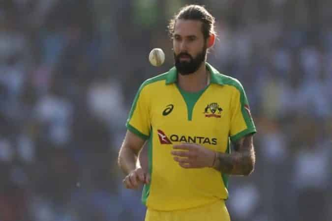Australia vs India: Kane Richardson withdraws from limited over series against India