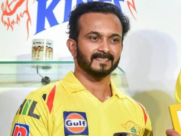 Kedar Jadhav (Chennai Super Kings, CSK) IPL 2021 Auctions