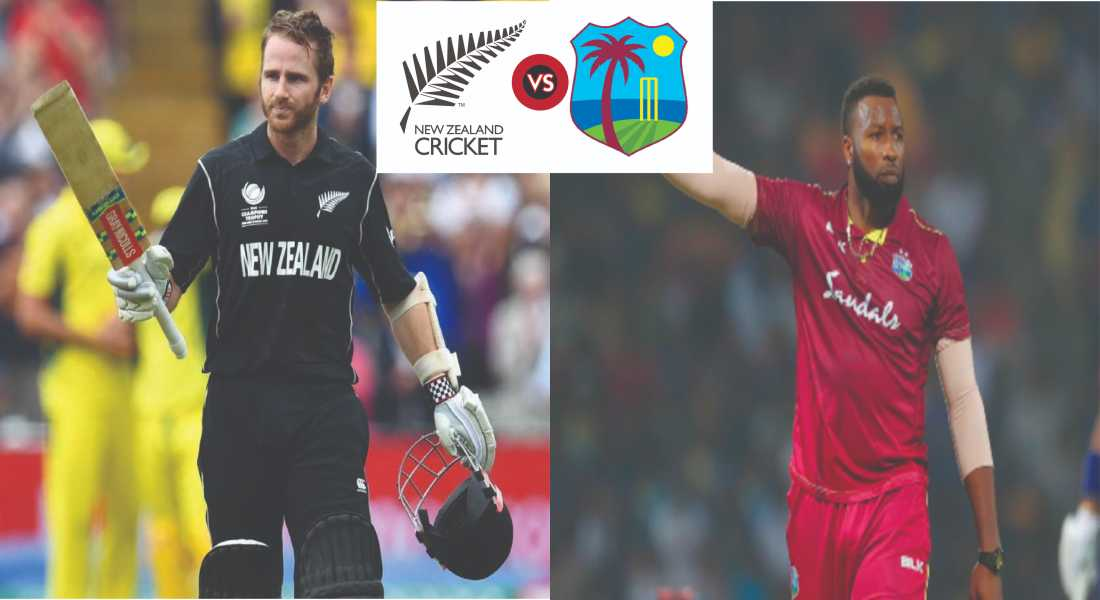 New Zealand vs West Indies 2nd T20I: Match Preview, Prediction, Playing 11, Fantasy Tips NZ vs WI 2nd T20I