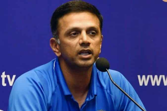 Rahul Dravid all set to head second-string Team India in the Sri Lanka tour