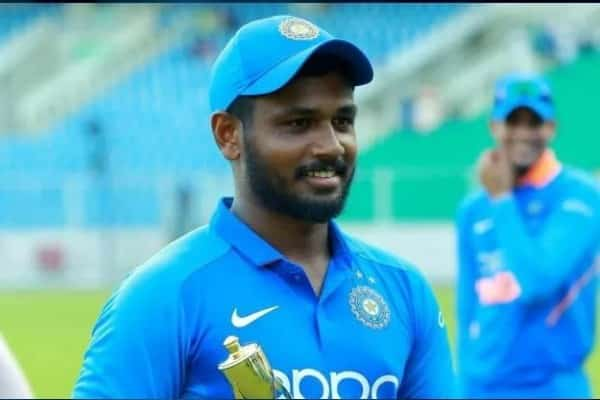 Sanju Samson, India     5 Players who can replace Rohit Sharma as Opener in T20I and ODI against Australia
