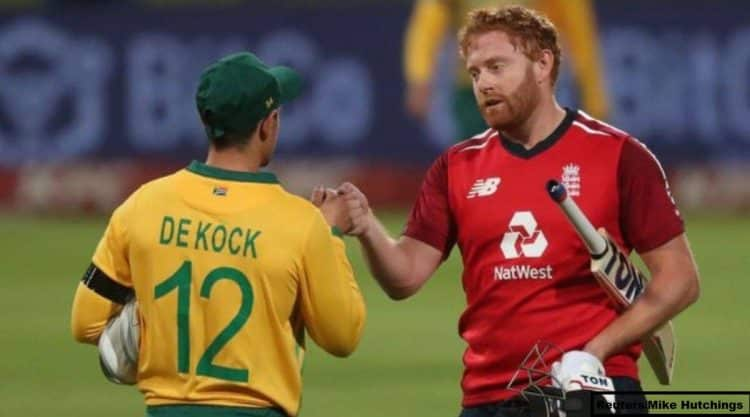South Africa vs England: Jhonny Bairstow's fine knock guided visitors to Victory in the first T20I