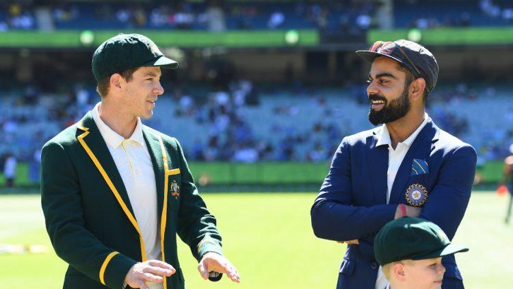 Australia Squad against India (Tim Paine and Virat Kohli)