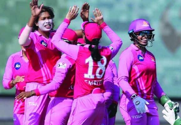 Trailblazers Jio Women's T20 Challenge