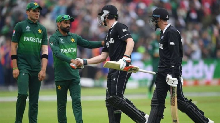 New Zealand vs Pakistan 1st T20I: New Zealand thrashed Pakistan by 5 wickets to claim the victory in the first T20I