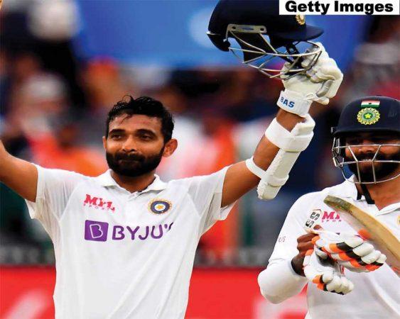 Australia vs India 2nd Test Day 2 Highlights: Ajinkya Rahane completes his test ton