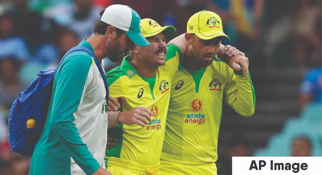 IPL 2021: SRH skipper David Warner doubtful for IPL 2021