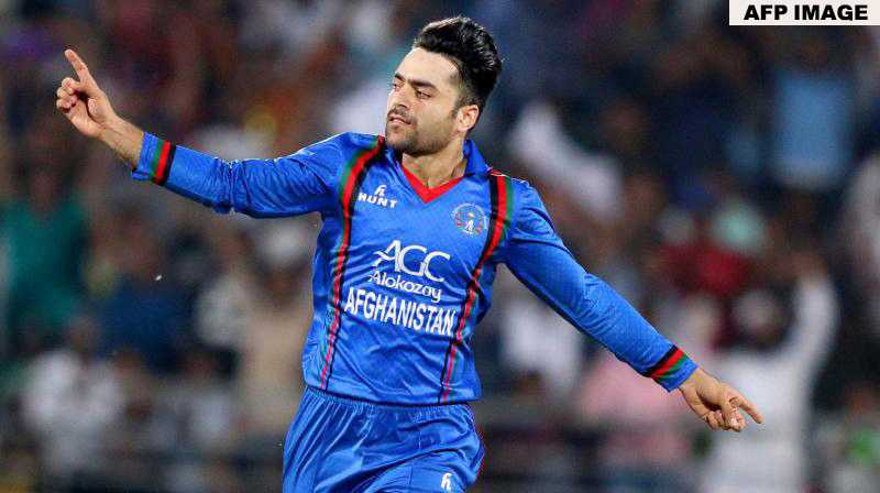 It is a great achievement to get the ICC T20I Cricketer of the Decade Award says, Rashid Khan