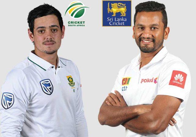 South Africa vs Sri Lanka: South Africa squad against Sri Lanka for two tests