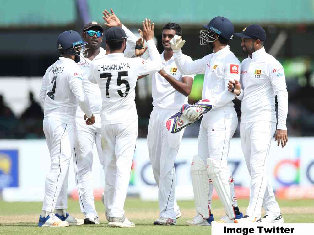 Sri Lanka announced Test Squad for South Africa and England tour 2020