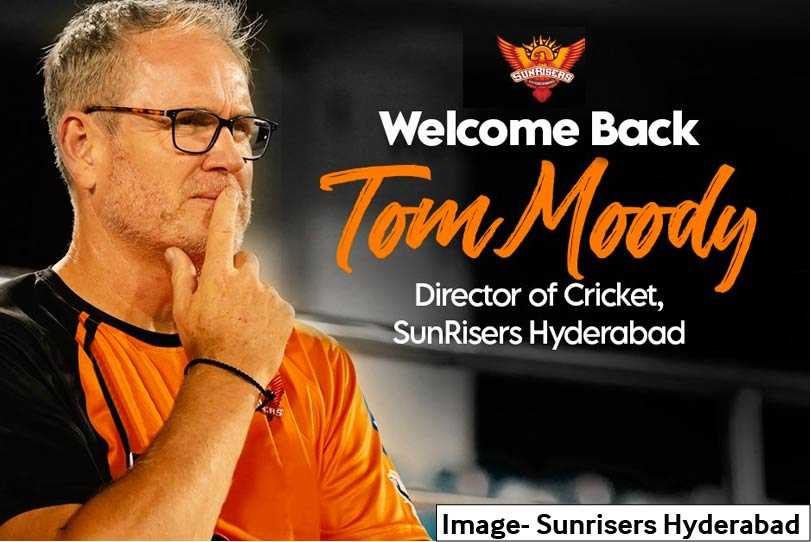 IPL 2021: Sunrisers Hyderabad appoints Tom Moody as the Director of Cricket