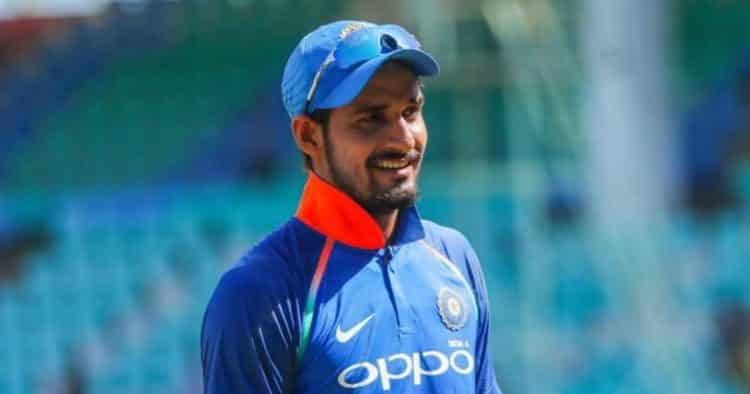 Syed Mushtaq Ali Trophy 2021: Deepak Hooda suspended by Baroda Cricket Association for the indiscipline