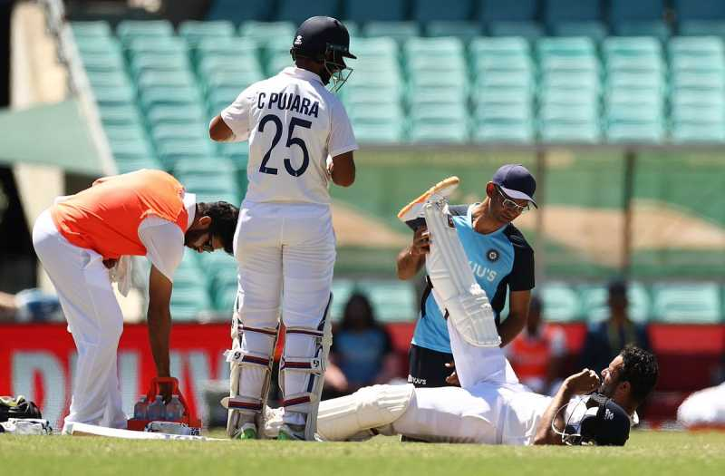 Australia vs India: Hanuma Vihari likely to get ruled out of the last test, England Series also on doubt, Shardul Thakur likely to replace Jadeja
