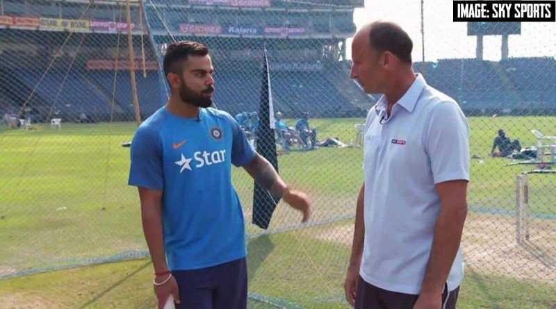 Virat Kohli has made Indian side strong and tough says, Nasser Hussain