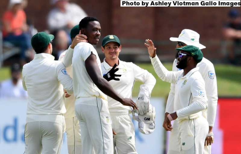 South Africa players tested negative in Covid-19 reports, cleared to fly to Karachi