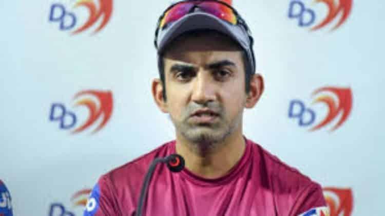 Gautam Gambhir wants Team India to win the next ICC World Cup ASAP