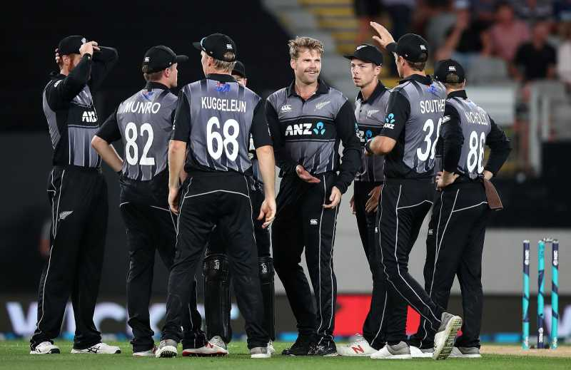New Zealand to travel with a 20 member squad for the ICC T20 World Cup in India