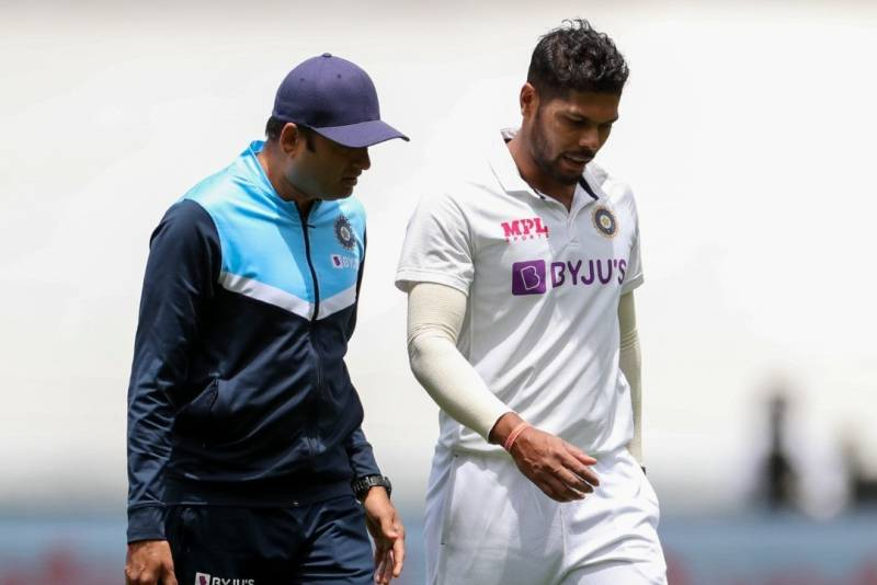 India vs England 3rd Test: Umesh Yadav added to the Indian squad for the last two test matches