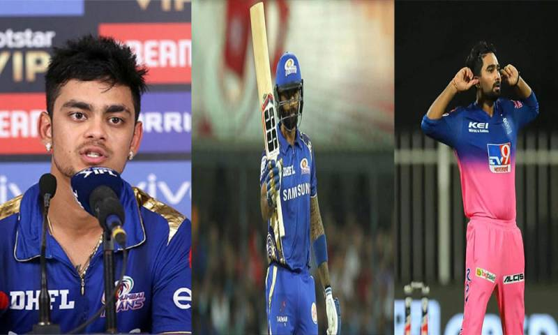 India vs England T20I: India's squad for five-match T20I series against England