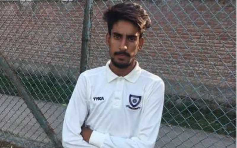 IPL 2021: Mujtaba Yousuf called for the trails by Mumbai Indians ahead of IPL 2021 auctions