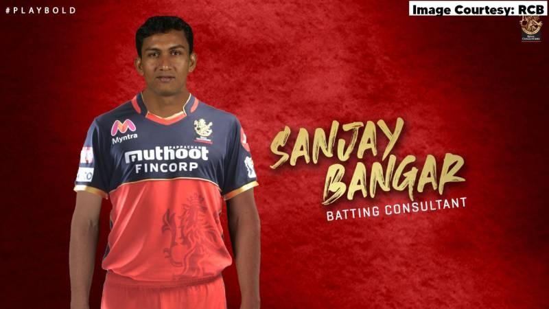 IPL 2021: RCB appoints Sanjay Bangar as batting consultant for IPL 2021