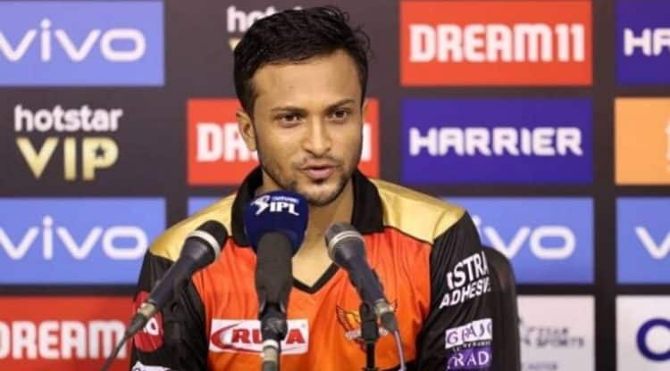 IPL 2021: Shakib Al Hasan granted permission to skip Sri Lanka tour to Play IPL 2021