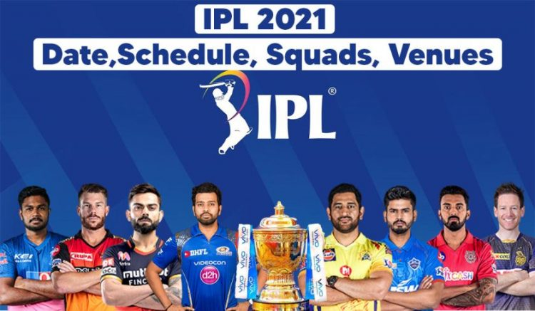 IPL 2021 Auction Players List, Date, Schedule, Time, Venue, Teams, Squads, Purse Value, Available Slots, Total Money Spent