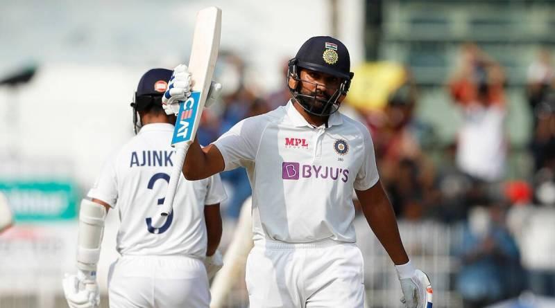 Rohit Sharma can get 3 Tons in five games against England, says Sunil Gavaskar