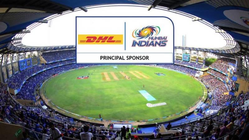 IPL 2021: DHL Express joins Mumbai Indians to become their official principal sponsor