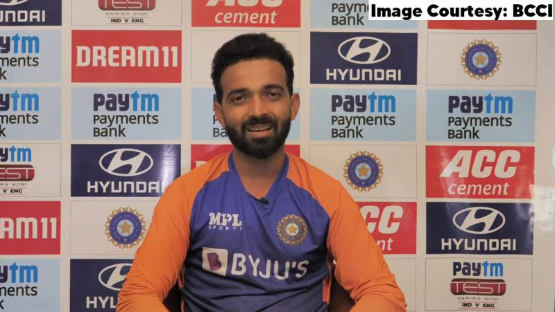 India vs England: Ajinkya Rahane gave an update regarding the pitch for the last test