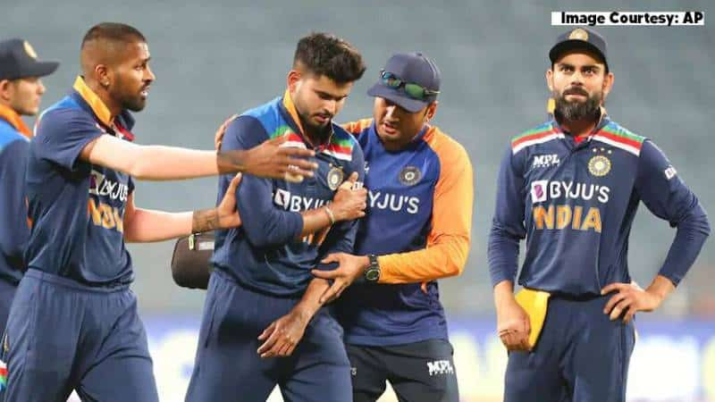 IPL 2021: Shreyas Iyer ruled out of whole IPL 2021 due to a shoulder injury