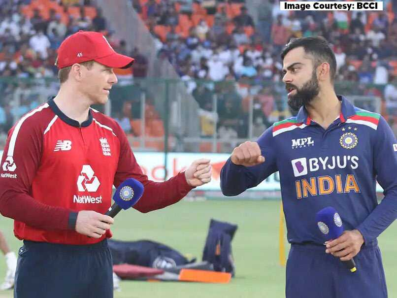 India vs England 5th T20I: Team India fined a 40 per-cent match fee for maintaining a slow over-rate