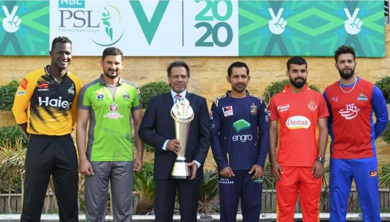 PSL 2021 Postponed due to increasing covid cases inside the bubbles
