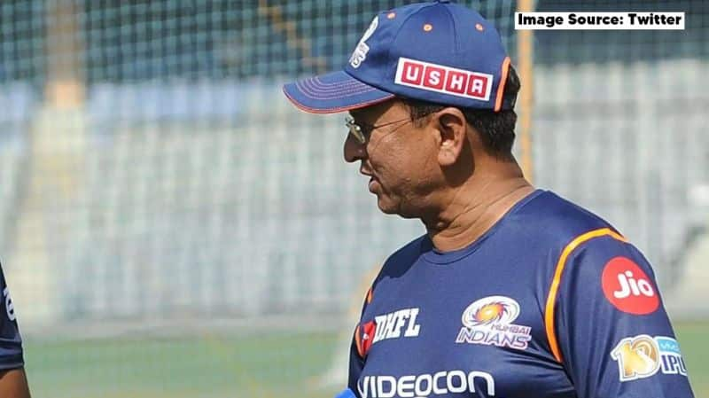 Vivo IPL 2021: Mumbai Indians talent scout Kiran More has been tested covid positive