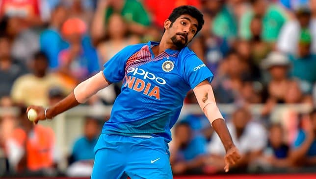 Jasprit Bumrah  (India's Probable Playin11 for ICC T20 World Cup 2021)