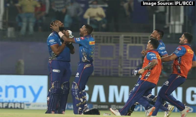Vivo IPL 2021 MI vs CSK: Kieron Pollard Powers Mumbai Indians to a four-wicket victory against CSK last night