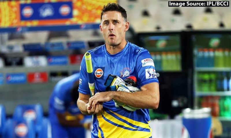 Vivo IPL 2021: CSK coach Michael Hussey again Tested Covid Positive after returning negative in the earlier tests