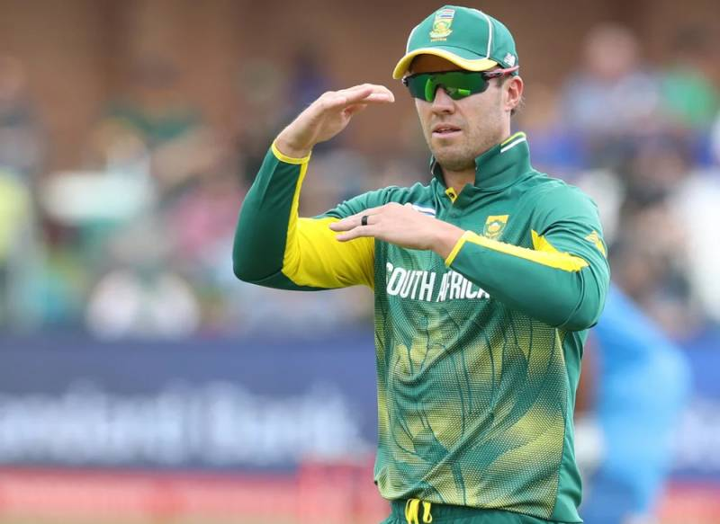 AB de Villiers confirms he will not return to International Cricket for CSA