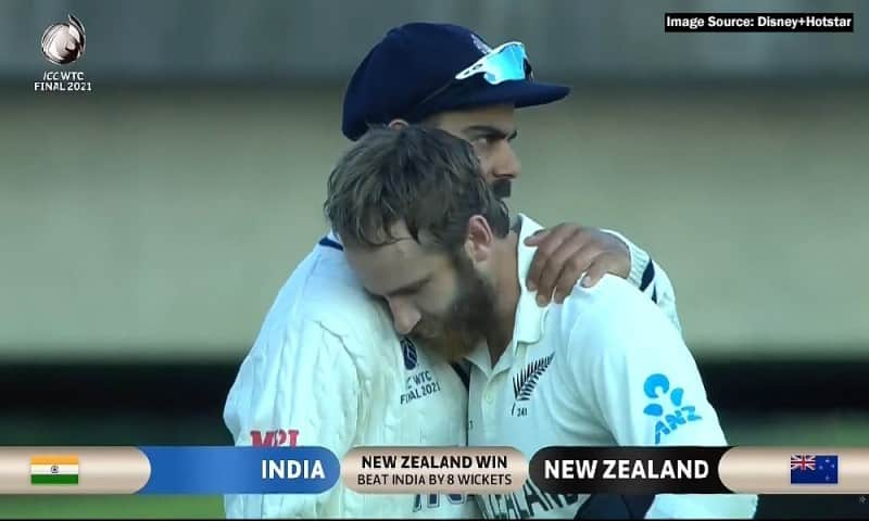 ICC WTC Final: New Zealand lifts the inaugural ICC World Test Championship final beating India